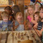 Ausflug in das Borkumer Heimatmuseum
