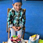 Geburtstag im Kindergarten